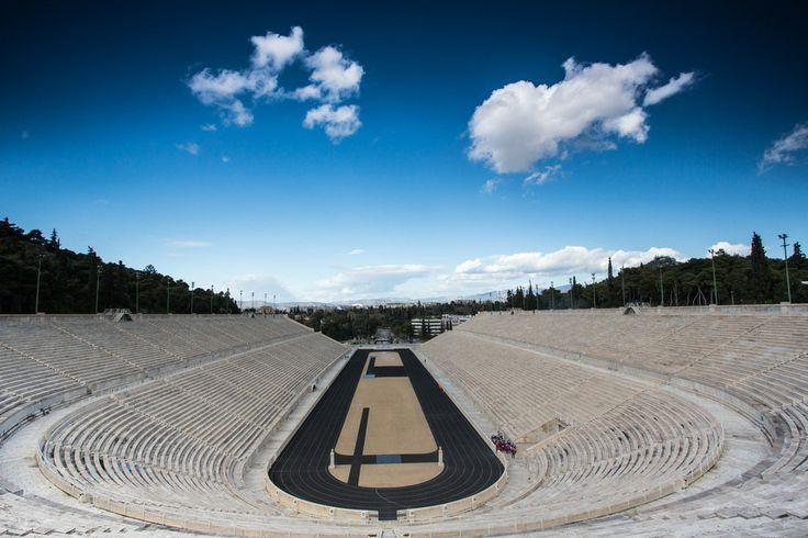 Athens stadium by Nestor Moc on 500px
