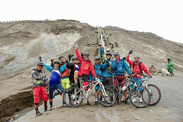 Jalur Sepeda di Bromo yang Wajib Dikunjungi