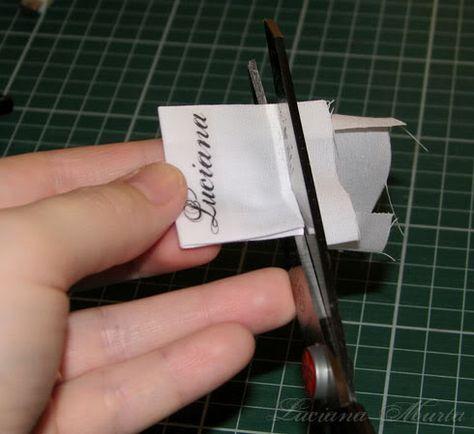 by Cla artesanato: Como criar etiquetas personalizadas
