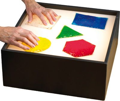 Light Box for Sensory Stimulation