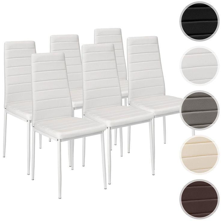 Oltre 25 fantastiche idee su sedie per la sala da pranzo for Seggiole moderne