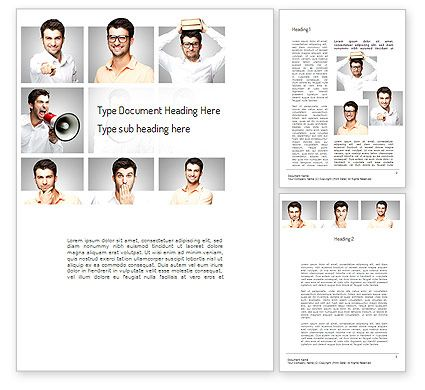 52 best * Templates Powerpoint   Word * images on Pinterest - brochure word templates