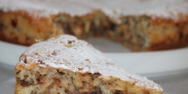Bisküvili Elmalı Pasta Tarifi – Bisküvili Elmalı Pasta Nasıl Yapılır?
