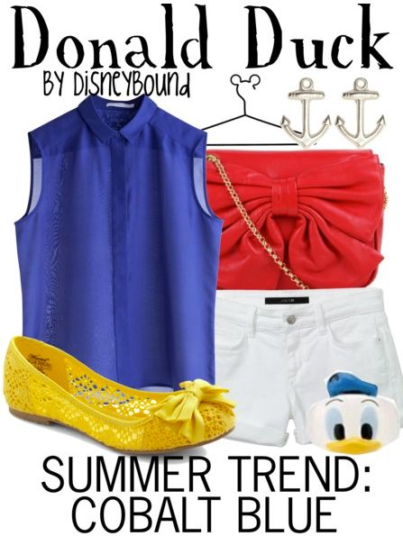 Disney Inspired Outfits. Donald