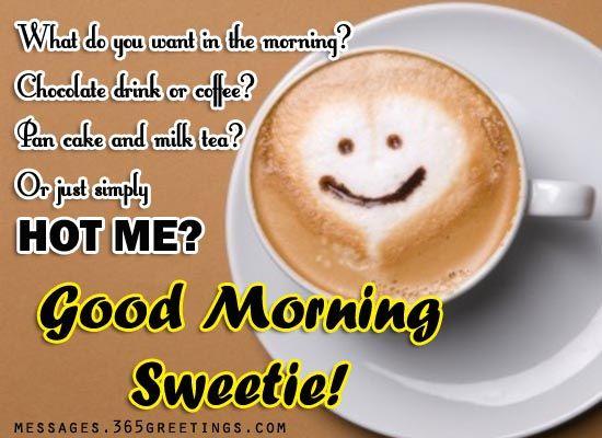 Sweet Romantic Good Morning Messages: Romantic Good Morning Messages