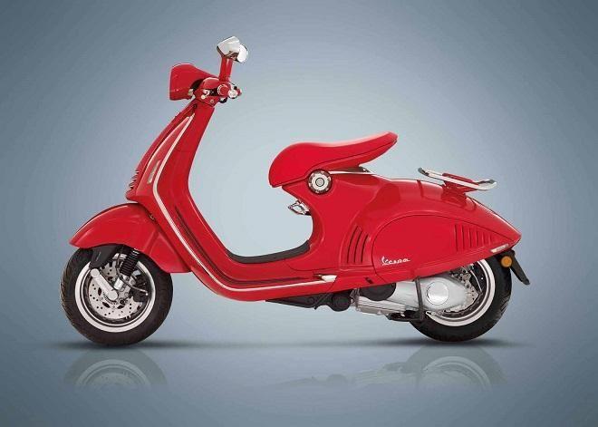 Covesia.com - Piaggio Indonesia merilis model terbaru dari seri legendaris 946 yaitu Vespa 946 Red yang dijual seharga Rp 199 juta berstatus on the road...