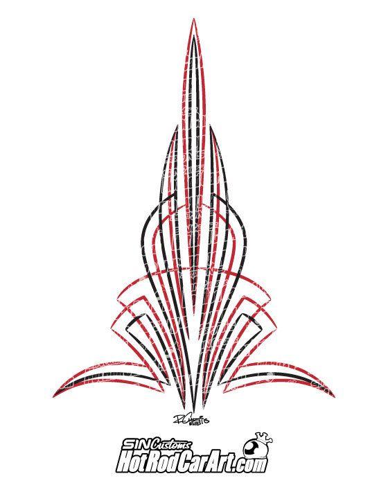 7 best pinstripe clip art images on pinterest hot rod cars hot rh pinterest com Racing Pin Stripes Clip Art Scroll Line Clip Art