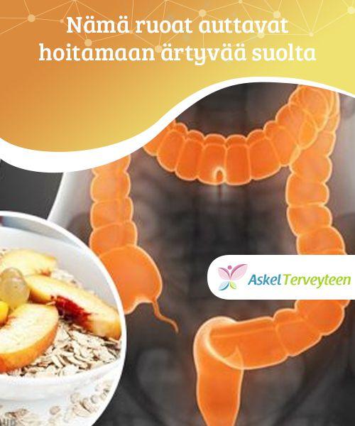 Nämä ruoat auttavat hoitamaan ärtyvää suolta  Vaikka jokaisen tulisi katsoa, mitkä ruoat sopivat heille, tietyt ruoat kuten hedelmät ja kasvikset ovat yleisesti suositeltavia ihmisille, joilla on IBS.
