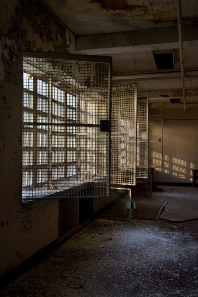 Oregon State Hospital Haunted | Bloom - Central Islip State Hospital at Opacity: Abandoned Photography