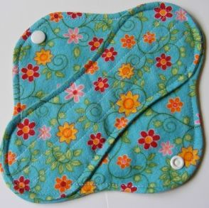 """Naturalizing"""" Your Feminine Hygiene Routine. With cloth pads...pattern included too."""