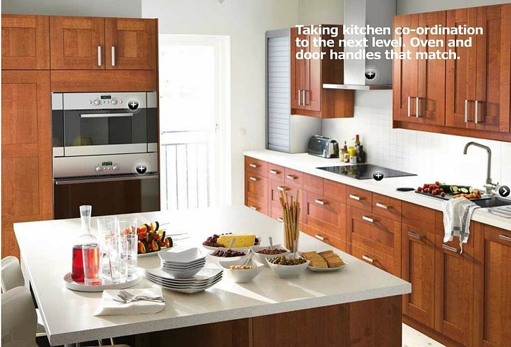 10 best ikea adel medium brown images on pinterest for Adel kitchen cabinets ikea