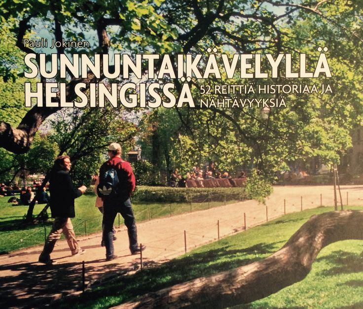 Helsinki kävellen
