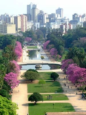 La redención el estacionamiento  Porto Alegre - Brasil