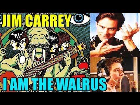 Jim Carrey : I Am The Walrus