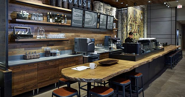 Architecture Starbucks Amsterdam The Bank Concept Dam New Life Pinterest And Kengo A