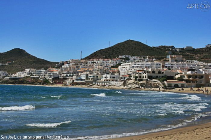 San Jose de turismo por el Mediterraneo. http://arteole.com/blog/san-jose-de-turismo-por-el-mediterraneo/