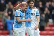 Rudy Gestede and Jordan Rhodes scored 43 goals between them for Rovers this season
