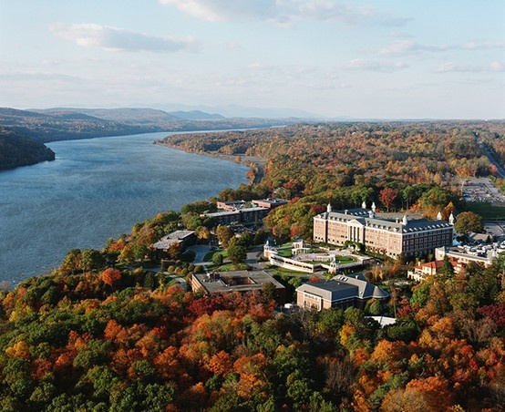 The Culinary Institute of America in Hyde Park, NY