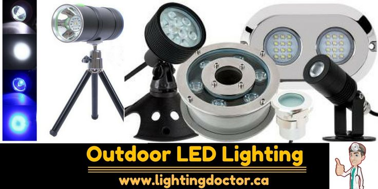 Creative LED outdoor lighting can bring out the features of any garden or landscape in unique and exciting ways. #LEDOutdoorLighting #Calgary #LightingDoctor #LandscapeLighting #Alberta #LightingFixtures #Canada www.lightingdoctor.ca