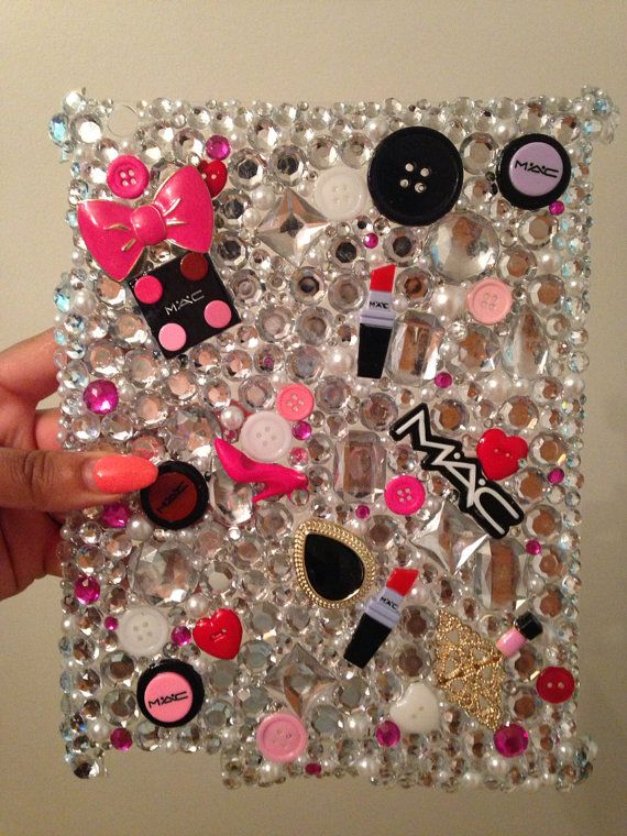 Mac Lipstick Girly iPad Case by RellsFashionFinds on Etsy ...