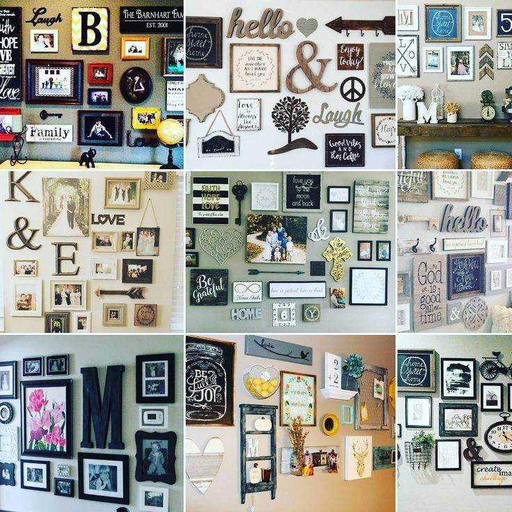 """21 Beğenme, 1 Yorum - Instagram'da Estetikev (@estetikev): """"Evinizde boş bir duvarı, kendiniz ve aileniz için en anlamlı parçalar, resimler, mesajlar ve…"""""""