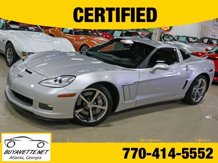 2010 Corvette Coupe For Sale in 2010 Corvette