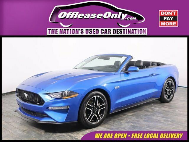 2020 Ford Mustang V8 Gt Premium Convertible Rwd 2020 Ford Mustang V8 Gt Premium Convertible Rwd In 2021 Ford Mustang Ford Mustang V8 Ford Mustang For Sale