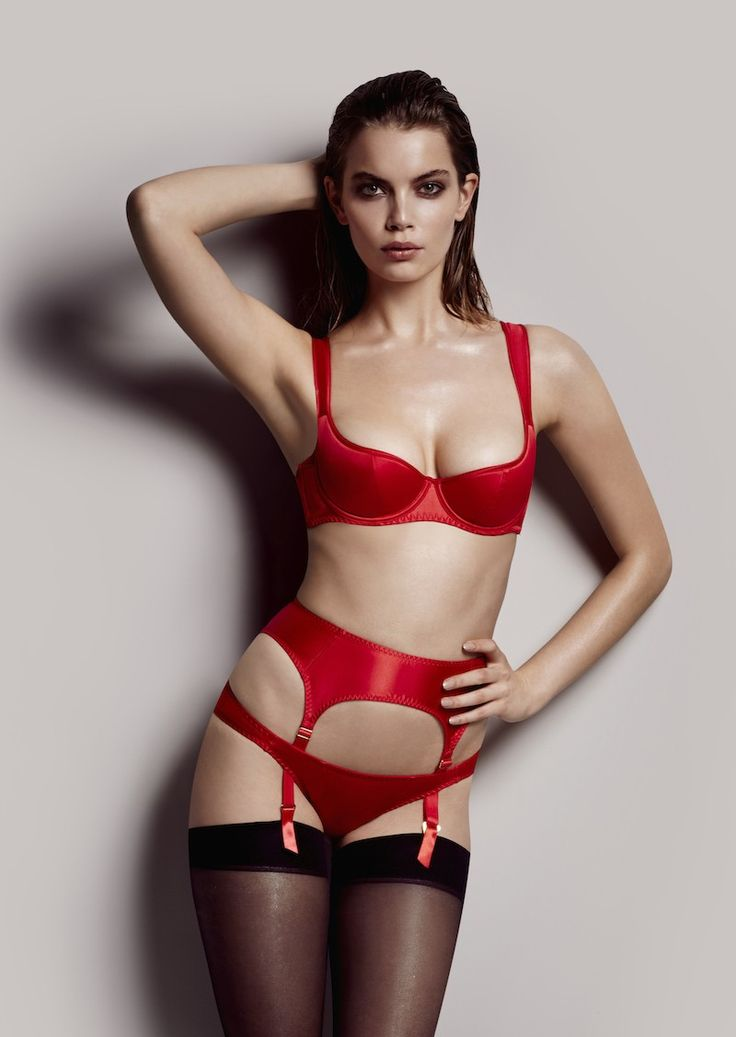L'Agent by Agent Provocateur AW2014 Lingerie Collection