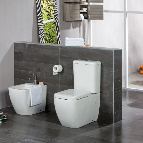 17 mejores ideas sobre lavabos suspendidos en pinterest - Inodoro y lavabo en uno ...