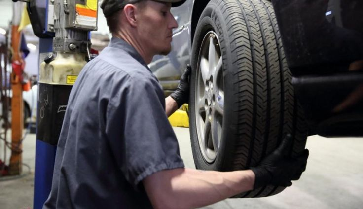 #WednesdayWisdom: Get your tires rotated! It will keep them from wearing unevenly and give you a smoother and safer ride.  #wednesday #wisdom #cartips #service #cars