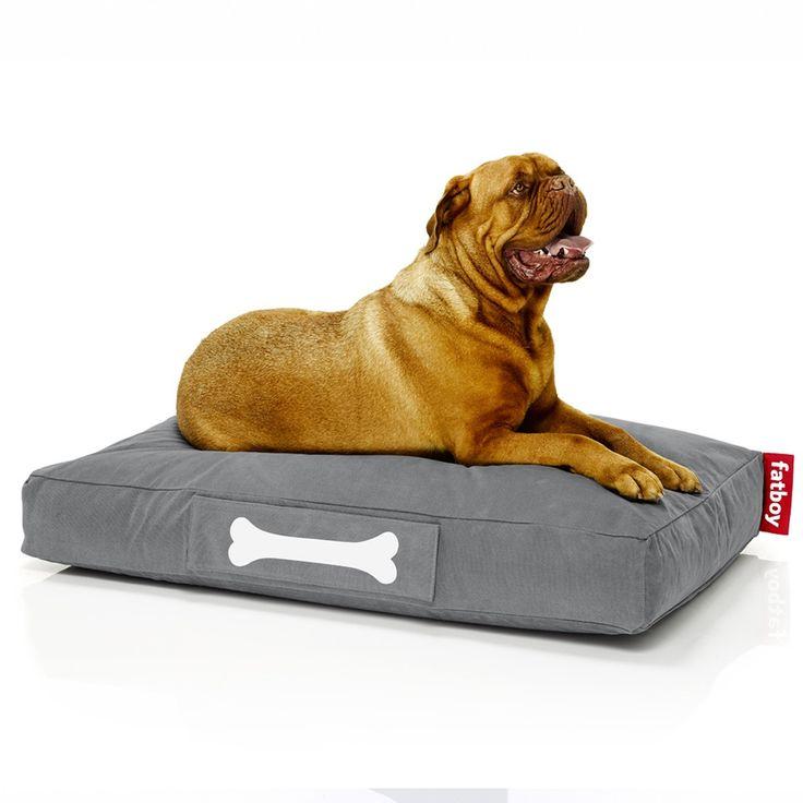 Fatboy Doggielounge Stonewashed large - taupe