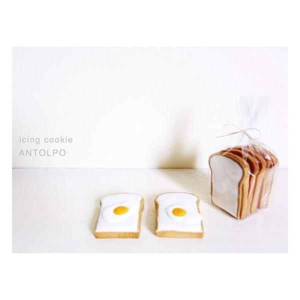 食パン・アイシングクッキー