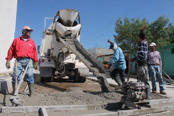 Avanza Gobierno Municipal un 80% en obras de pavimentación en colonias Revolución, CDP y 20 Aniversario