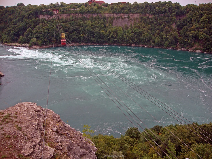 Niagara Gorge, Whirlpool (Photo by Vikki Watterworth)