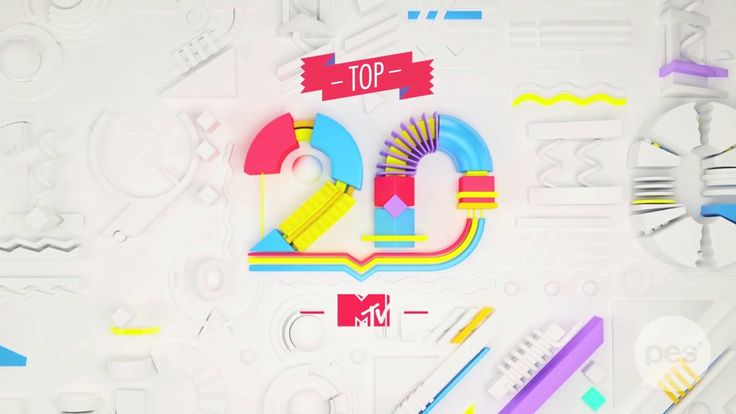 MTV NETWORKS / MTV TOP 20