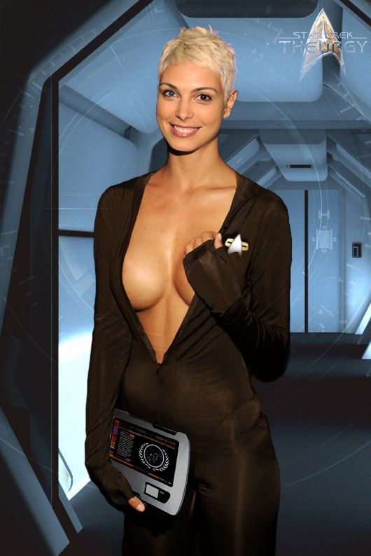 Hot Blonde Star Trek 78