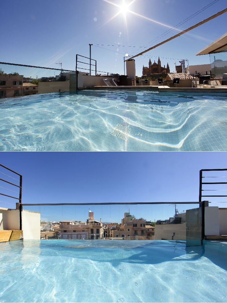 Hotel Tres | Boutiquehotel | Spain | http://lifestylehotels.net/en/hotel-tres | outside, pool, view, swimming, summer