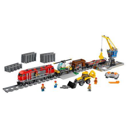 LEGO® City - Schwerlastzug 60098 bei baby-markt.ch - Ab 80 CHF versandkostenfrei ✓ Schnelle Lieferung ✓ Jetzt bequem online kaufen!