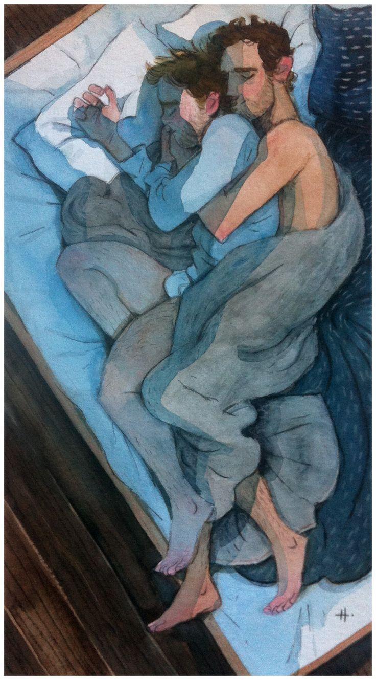 art hombres gay