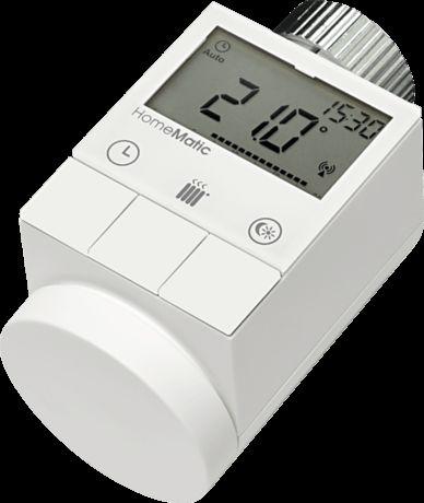 Smart Home Heizkörperthermostat