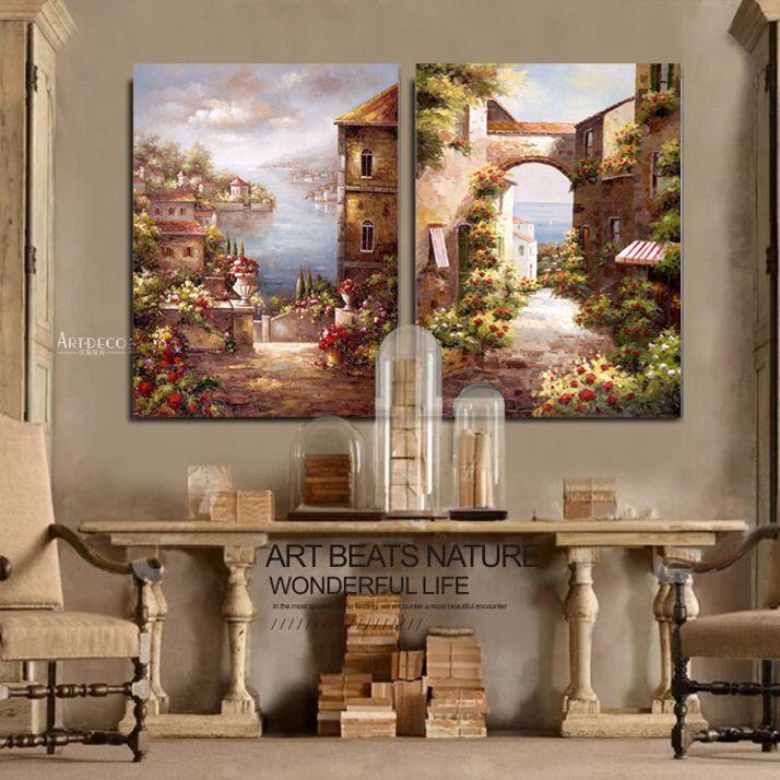 Awesome Quadri Per Soggiorno Classico Photos - House Design Ideas ...