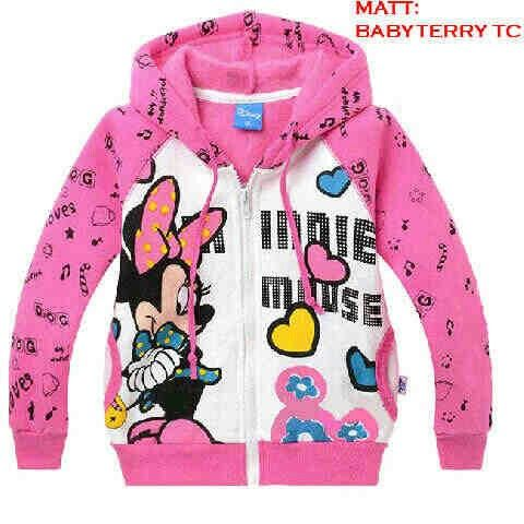 Jaket Minnie Shy @45rb Bhn babyteri, fit 6-7thn, ready 10 mei, seri 2pcs ¤ Order By : BB : 2951A21E CALL : 081234284739 SMS : 082245025275 WA : 089662165803 ¤ Check Collection ¤ FB : Vanice Cloething Twitter : @VaniceCloething Instagram : Vanice Cloe