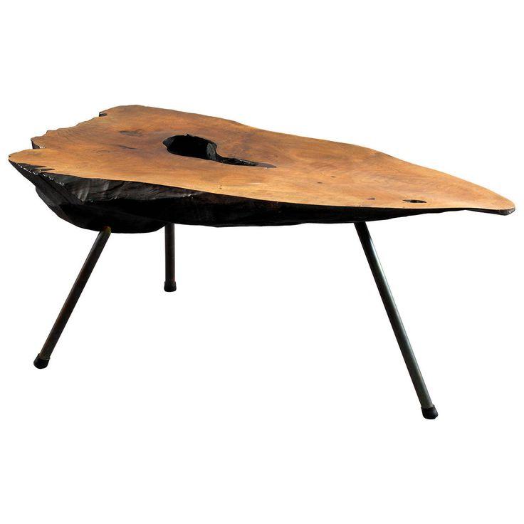 Silver Tree Stump Coffee Table: Best 25+ Tree Trunk Table Ideas On Pinterest