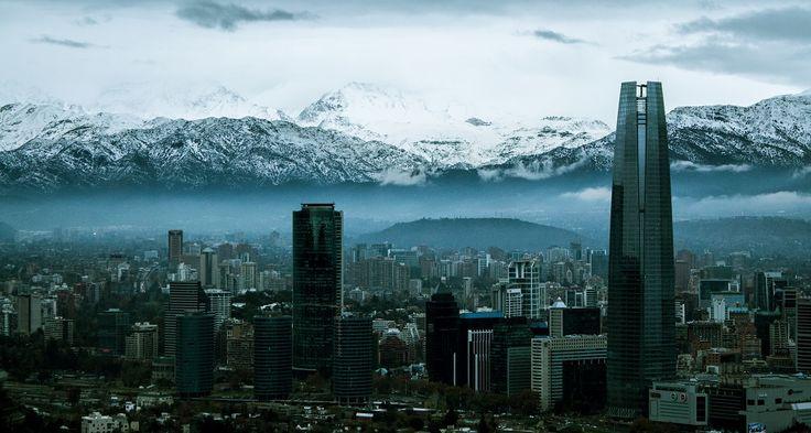 Santiago #ciudadincreíble
