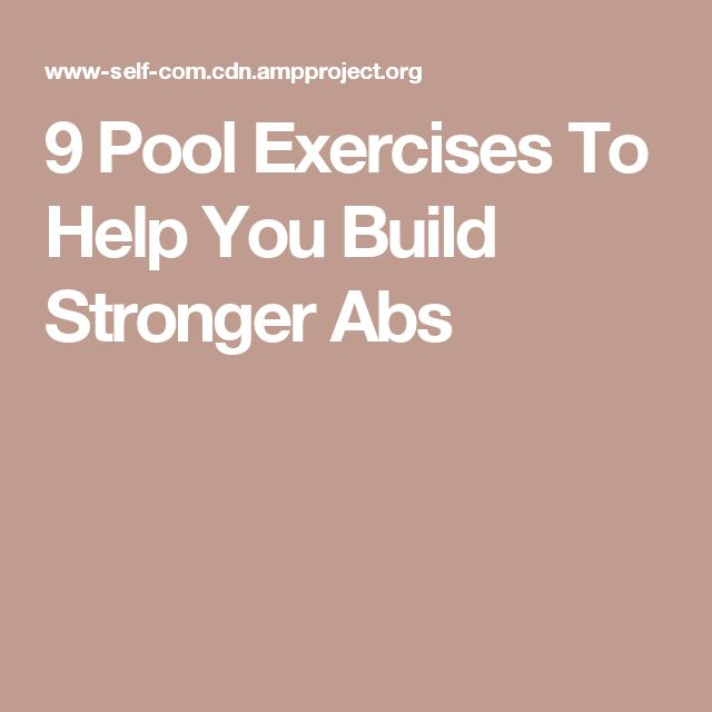 how to build muscle with swimming