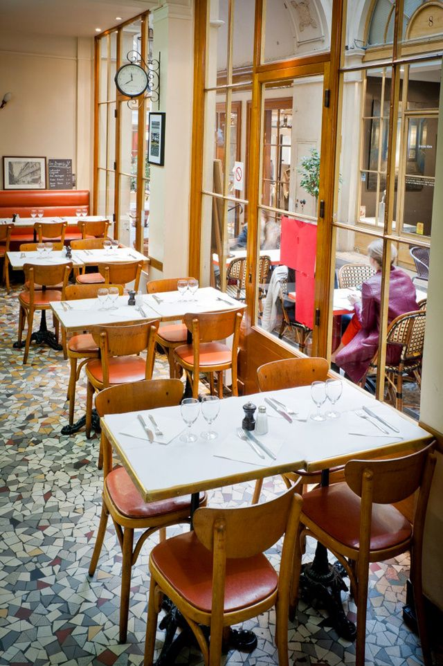 Notre Paris (un peu) secret Le Bougainville Paris
