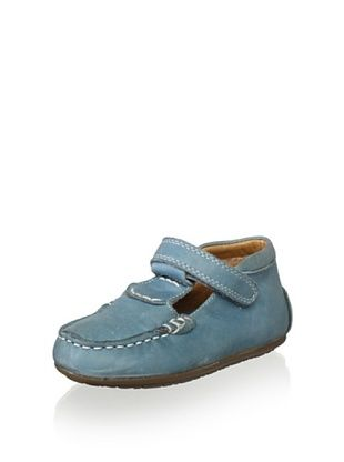 53% OFF Venettini Kid's Luke Loafer (Turqesk Leather)