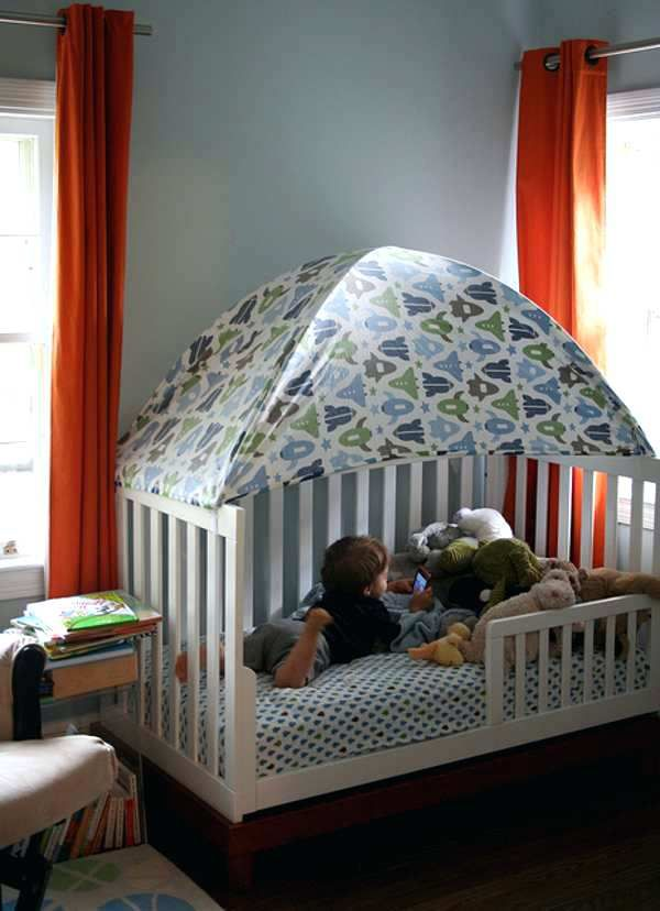 21+ Diy toddler bed canopy trends