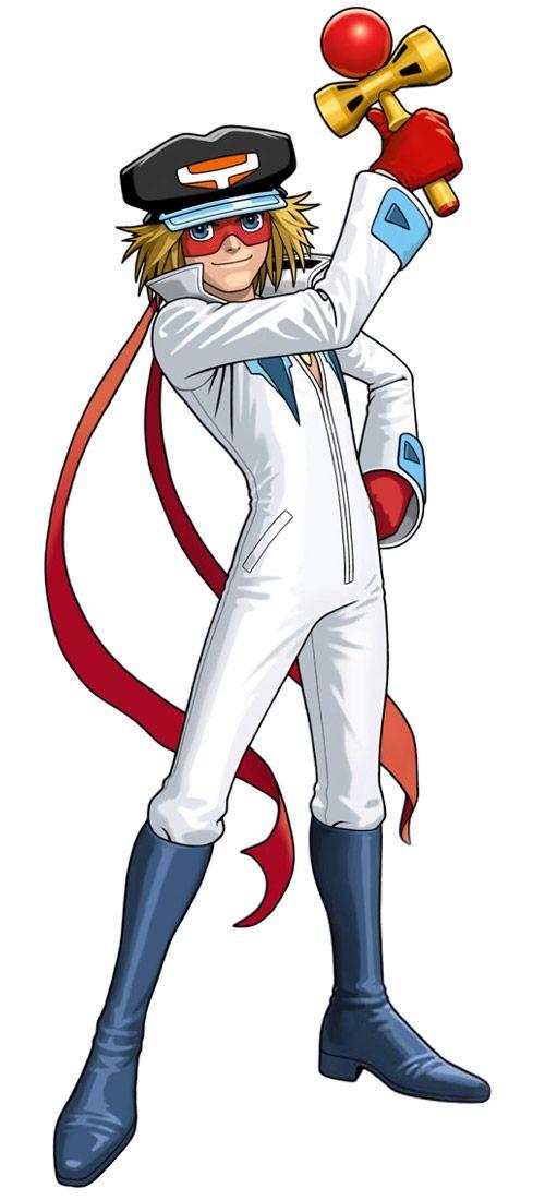 Yatterman No.1 Tatsunoko vs Capcom - Ultimate All-Stars
