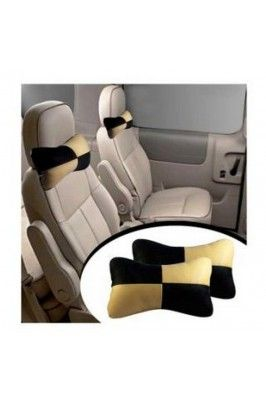 Drive comfortably with this Designer Car Seat Neck Cushion Pillow - Black and Beige Colour Ford Figo #carcushioncovers #onlinecarcushions#carpillowsonline #caraccessories Shop here-  https://trendybharat.com/designer-car-seat-neck-cushion-pillow-black-and-beige-colour-ford-figo-neckpillowbeigeblack15?search=cushions